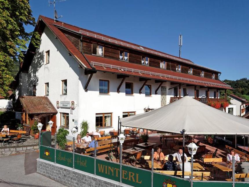 Bayerischer Wald - Landhotel Winterl - 6 Tage für Zwei inkl. Frühstück