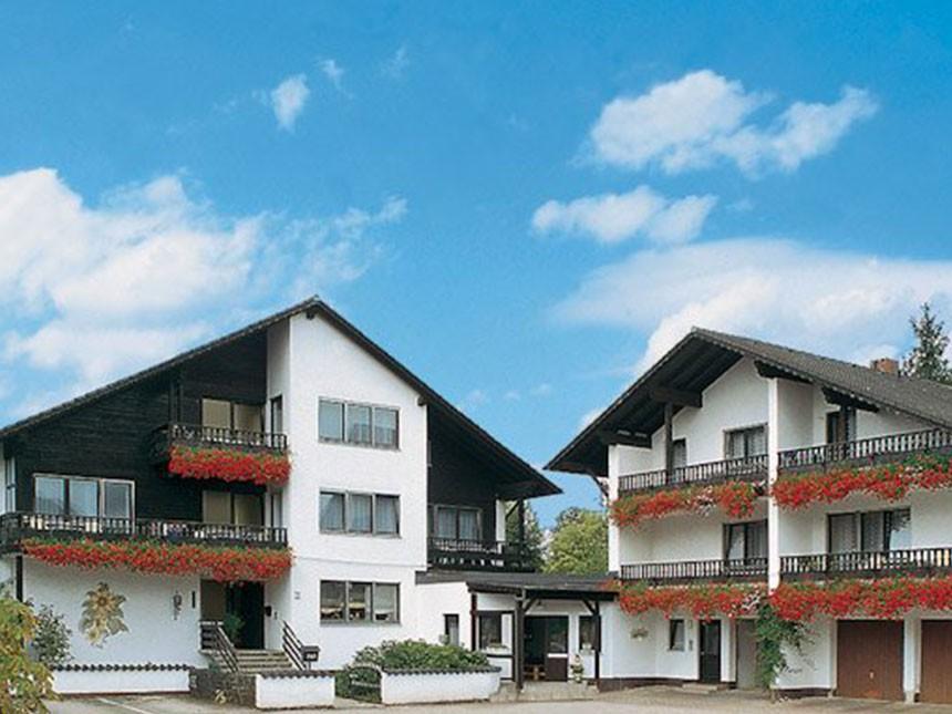 Passauer Land - 3*Haus Antonius - 6 Tage für 2 Personen im Appartement