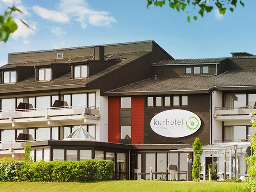Oberfranken - 4*Kurhotel Bad Rodach - 4 Tage für 2 Personen inkl. Frühstück