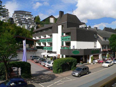 Sauerland - 3*S  Flair Hotel Central - 4 Tage für 2 Personen inkl. Frühstück