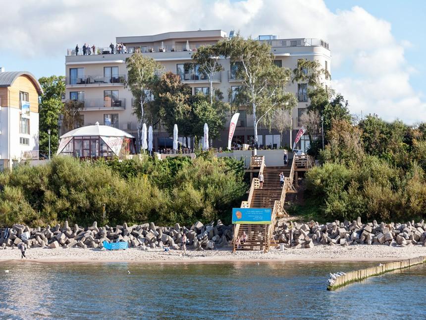 Ostsee - 4*Hotel Lambert - 3 Tage für 2 Personen inkl. Halbpension
