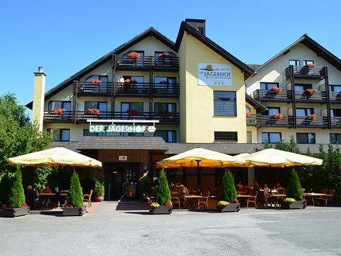 Teutoburger Wald - 3*S HK-Hotel Der Jägerhof - 4 Tage zu zweit inkl. Frühstück