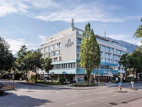 Bad Reichenhall - 3*AVALON Hotel - 3 Tage für 2 Personen inkl. Frühstück
