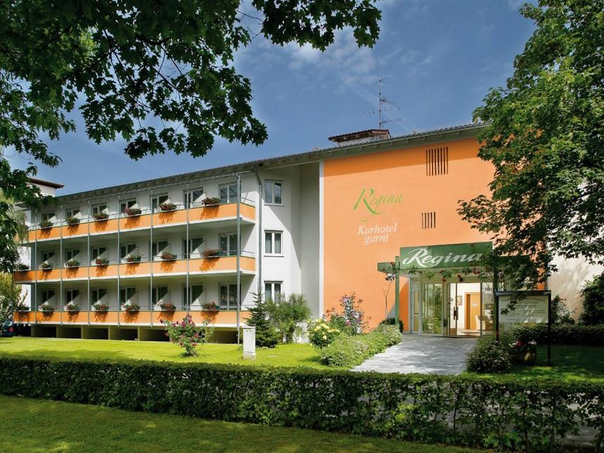 Niederbayern - Kurhotel Regina - 8 Tage für 2 Personen inkl. Frühstück