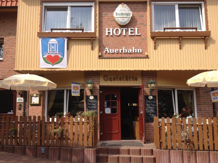 Harz - Stadt-gut-Hotel Auerhahn - 4 Tage für 2 Personen inkl. Frühstück