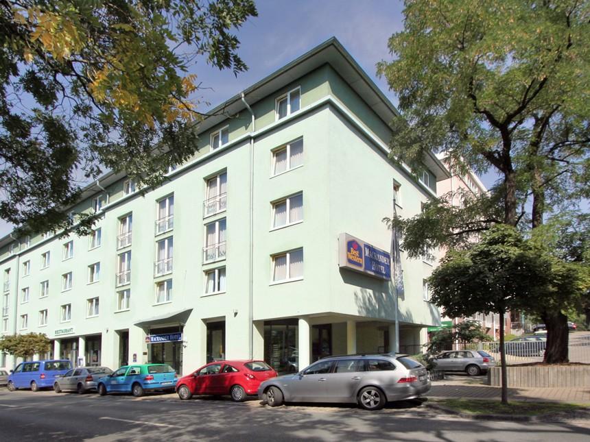 Dresden - 4*Best Western Macrander Hotel - 2 Tage für Zwei inkl. Frühstück