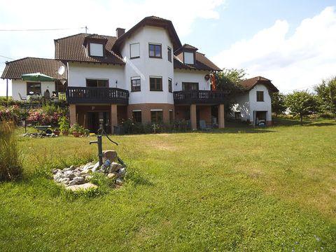 Mosel - 4*Ferienlodge Villa Vinea - 6 Tage für 2 Personen