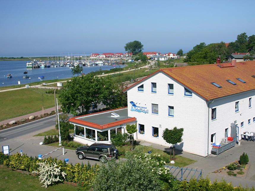 Ostsee - Hotel Haffidyll - 3 Tage für 2 Personen inkl. Frühstück