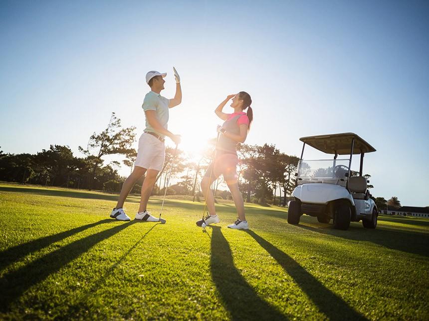 Emsland - Golfpark Gut Düneburg - 4 Tage für 2 Personen inklusive Frühstück