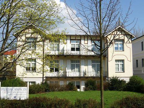 Ostsee - Appartementhaus Villa Norden - 6 Tage für 2 Personen