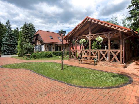 Meckl. Seenplatte - 3*Jagdschloss Waldsee - 6 Tage für Zwei inkl. Halbpension