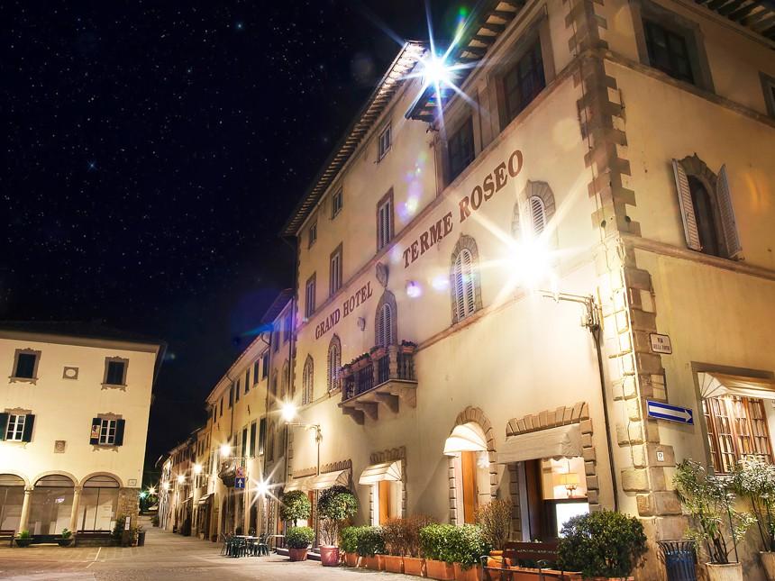 Grand Hotel Terme Roseo günstig buchen | touriDat.com