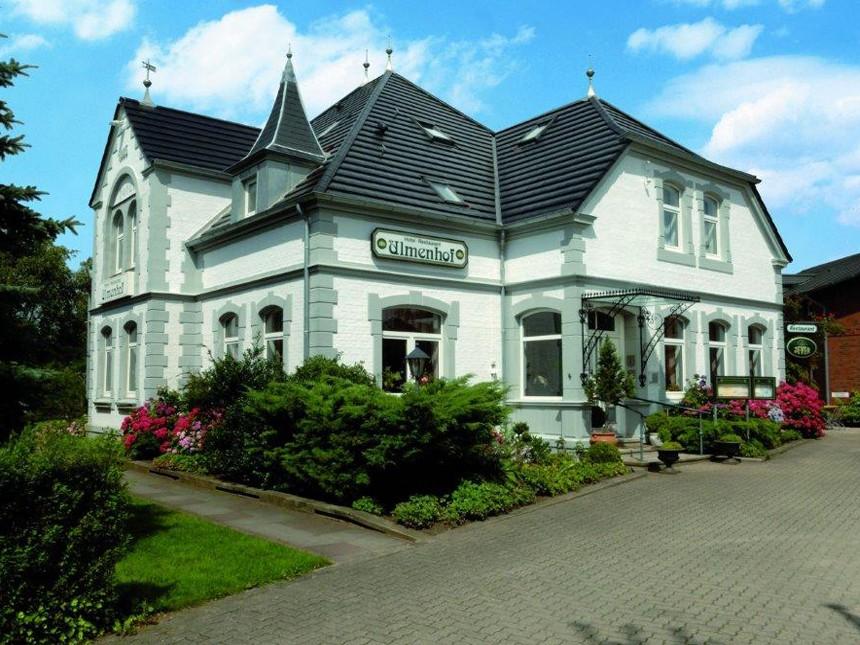 Nordsee - 3*S Hotel Ulmenhof - 3 Tage für 2 Personen inkl. Halbpension