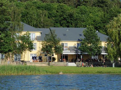 Meckl. Seenplatte - Strandhaus am Inselsee - 6 Tage zu zweit inkl. Frühstück