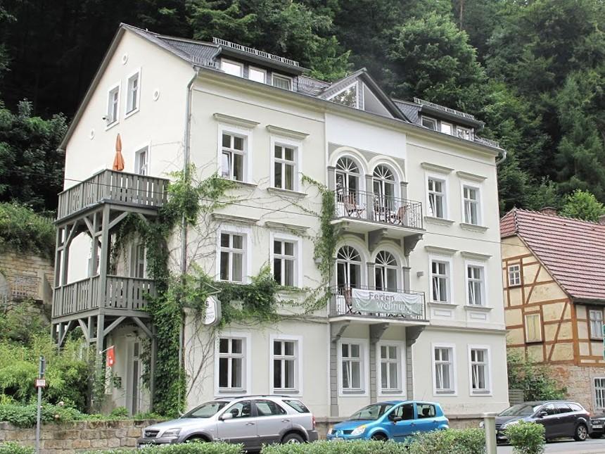 Sächsische Schweiz - 5*Apartmenthaus Saxonia - 4 Tage für 2 Personen