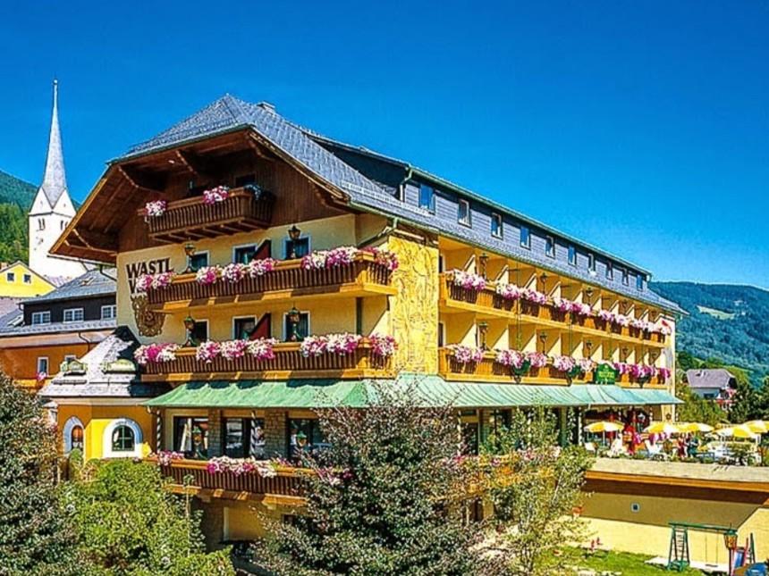 Lungau - 4*Romantik Hotel Wastlwirt - 3 Tage für 2 Personen inkl. Frühstück