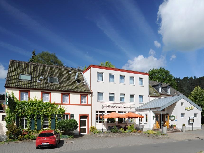 Eifel - 3*Hotel Zur Post - 4 Tage für 2 Personen inkl. Halbpension