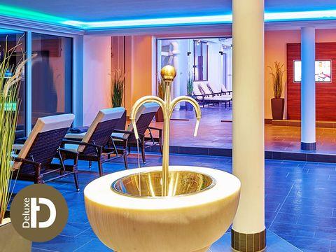 Rottal - 4*S Hotel Das Ludwig - 3 Tage für 2 Personen inkl. Halbpension