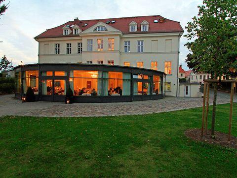 Ostsee - Hotel Prinzenpalais - 6 Tage zu zweit inkl. Frühstück