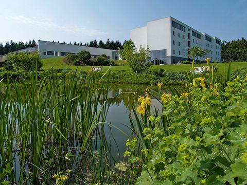 Thüringer Wald - 4*Hotel Rennsteig - 6 Tage für 2 Personen inkl. Halbpension