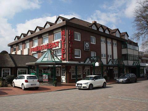 Ostfriesland - 3*S Hotel Friesengeist - 6 Tage für 2 Personen inkl. Frühstück