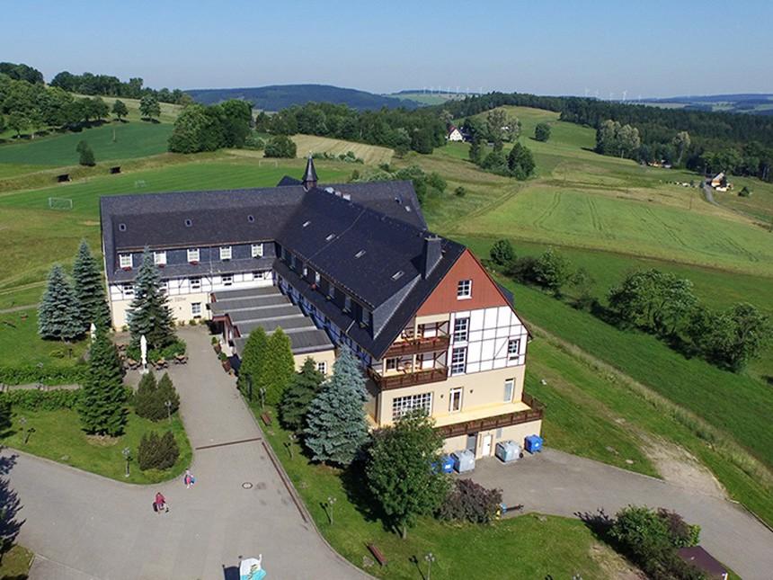 Erzgebirge - 4*Hotel Wettiner Höhe - 6 Tage für 2 Personen inkl. Halbpension