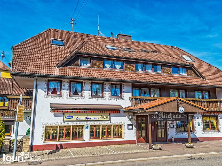 Schwarzwald - Pension Zum Bierhaus - 4 Tage für Zwei inkl. Halbpension