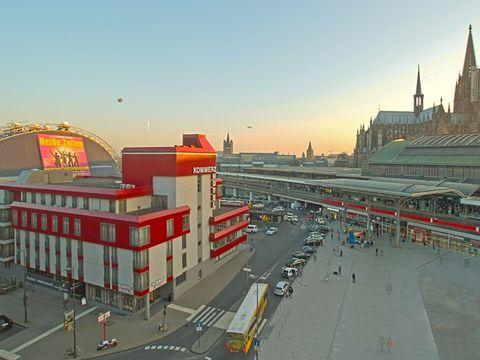 Köln - 3*Günnewig by Centro - 4 Tage zu zweit inkl. Frühstück