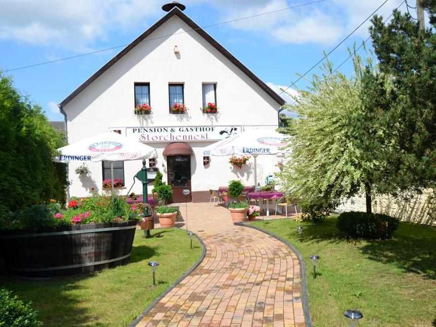 Spreewald - Gasthof Storchennest - 4 Tage für 2 Personen