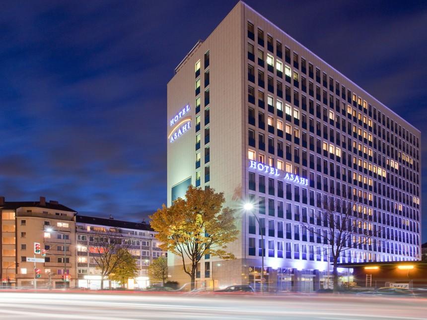 Düsseldorf - 4*Hotel Asahi - 4 Tage für 2 Personen inkl. Frühstück