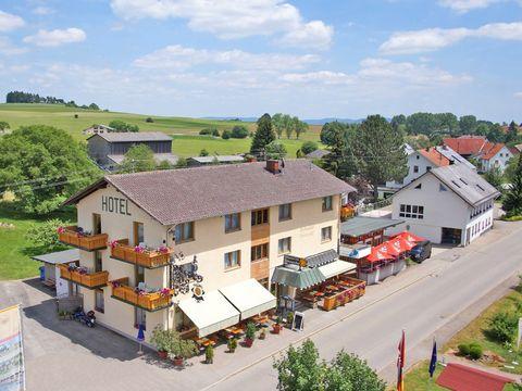Schwarzwald - 3*Hotel Sonnenhof & Sonnhalde - 6 Tage zu zweit inkl. Frühstück