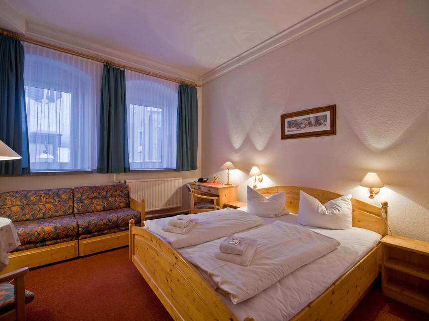 Erzgebirge - Hotel am Kirchberg - 4 Tage für 2 Personen inkl. All Inclusive