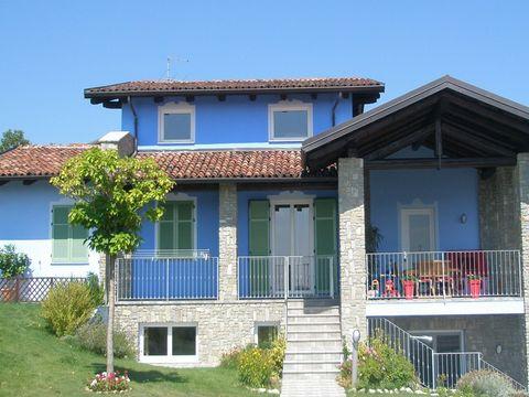 Piemont - La Casa Blu - 8 Tage für 2 Personen