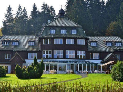 Harz - 4*Hotel Harzhaus - 3 Tage für 2 Personen inkl. Frühstück