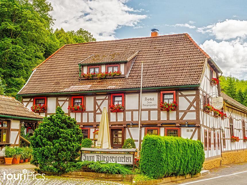 Harz - 3*S Hotel Zum Bürgergarten - 3 Tage für 2 Personen inkl. Halbpension
