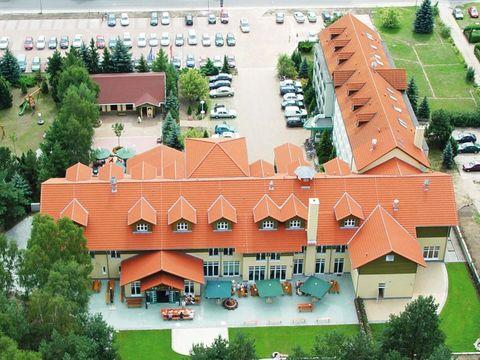 Lausitz - 3*Waldhotel Roggosen - 3 Tage für 2 Personen inkl. Halbpension