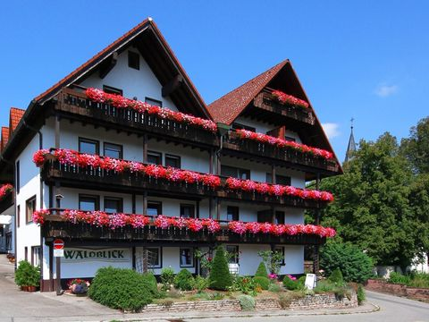 Schwarzwald - Hotel Waldblick - 3 Tage für 2 Personen inkl. Halbpension