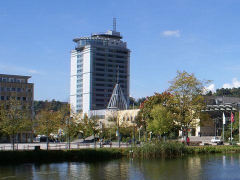 Thüringer Wald - 4*City Hotel am CCS - 6 Tage zu zweit inkl. Frühstück