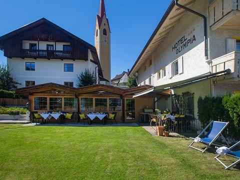 Südtirol - 3*Hotel Chalet Olympia - 11 Tage für 2 Personen inkl. Halbpension