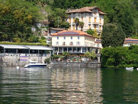 Lago Maggiore - Hotel Camin Colmegna - 3 Tage für 2 Personen mit Frühstück