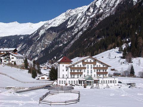 Kaunertal - 3*Hotel Tia Monte - 4 Tage für Zwei inkl. Halbpension