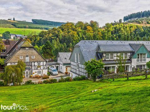 Sauerland - 3*Hotel Gut Vorwald - 3 Tage für 2 Personen inkl. Halbpension