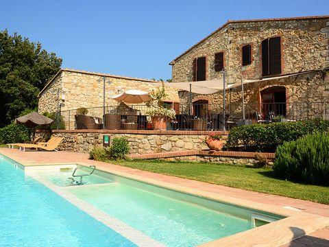Toskana - 4*Hotel La Melosa Resort - 11 Tage für 2 Personen inkl. Frühstück