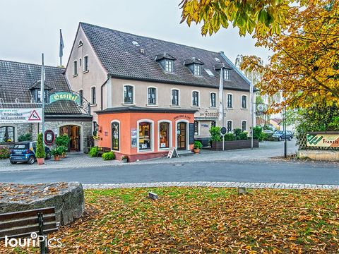 Unterfranken - 4*Akzent Hotel Franziskaner - 4 Tage zu zweit inkl. Halbpension