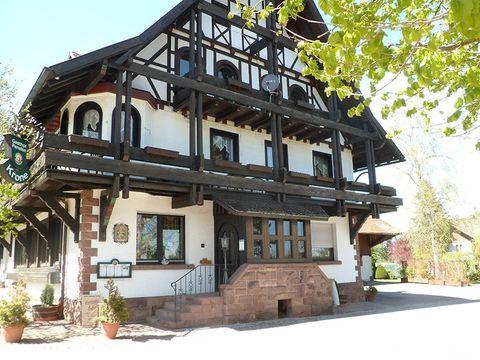 Schwarzwald - Landhotel-Krone - 6 Tage für 2 Personen inkl. Frühstück