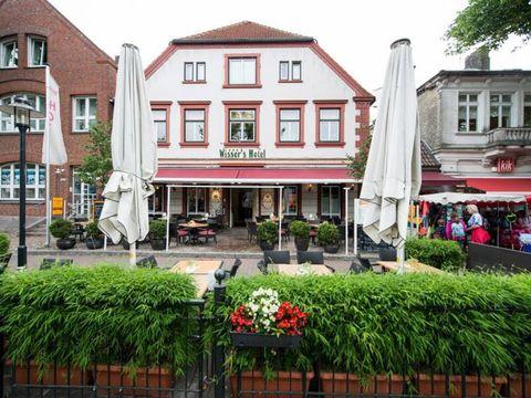 Ostsee - 3*Wisser´s Hotel - 4 Tage für 2 Personen inkl. Halbpension