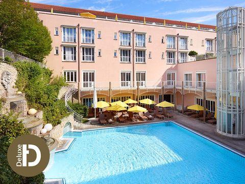 Niederbayern - 5*Hotel Maximilian - 4 Tage für Zwei inkl. Halbpension