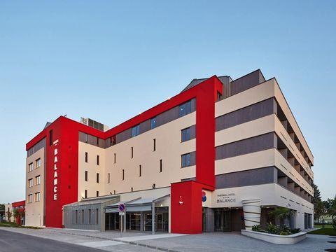 Ungarn - 4*Thermal Hotel Balance - 4 Tage für 2 Personen inkl. Halbpension