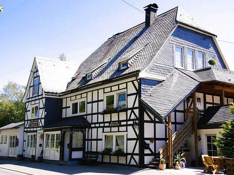 Sauerland - 3*Ferienwohnung Himmelreich - 6 Tage für Zwei inkl. Frühstück