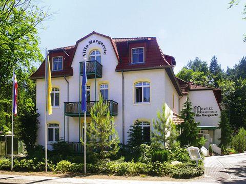 Müritz - 4*Ringhotel Villa Margarete - 4 Tage für 2 Personen inkl. Halbpension